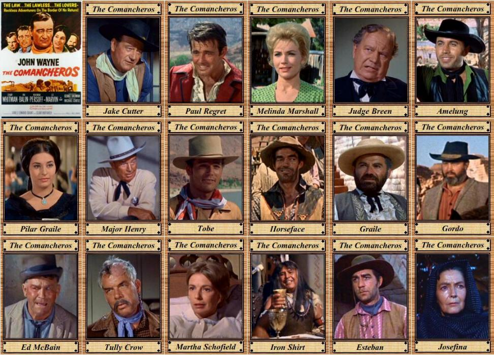 Movies John Wayne