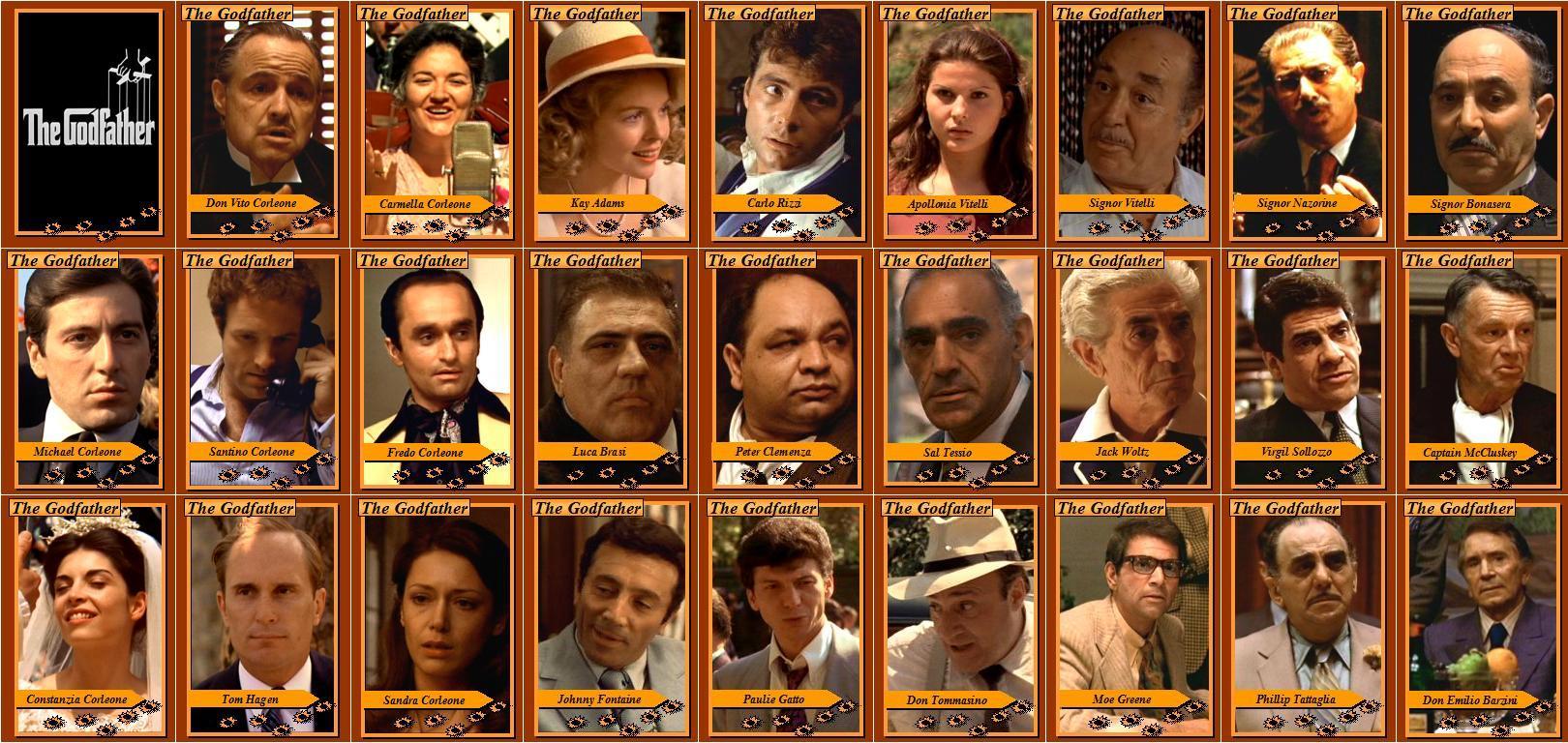 The godfather trilogy fictional mafia family triton world altavistaventures Gallery
