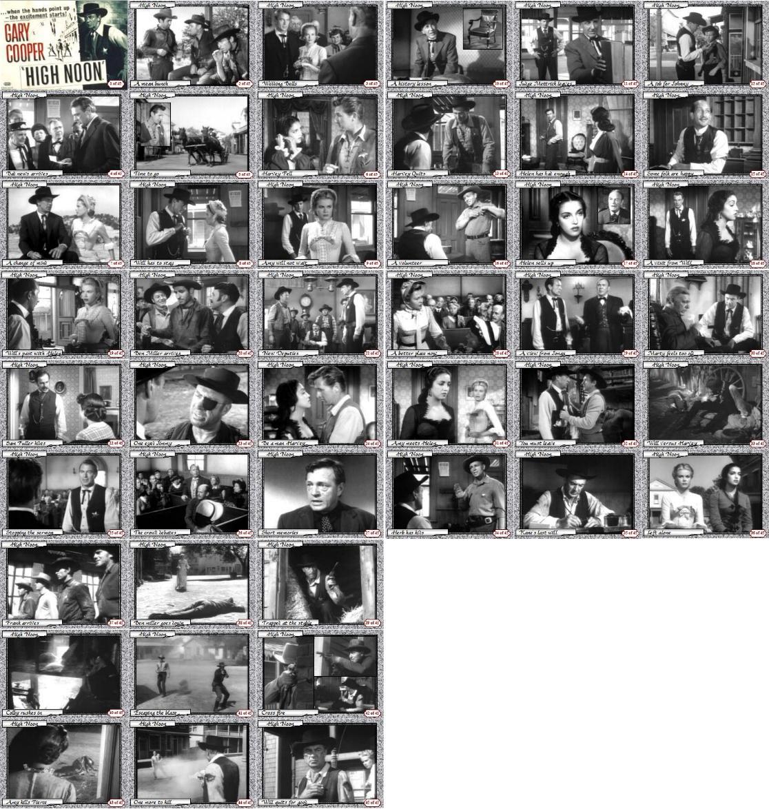 high noon 1952 full movie