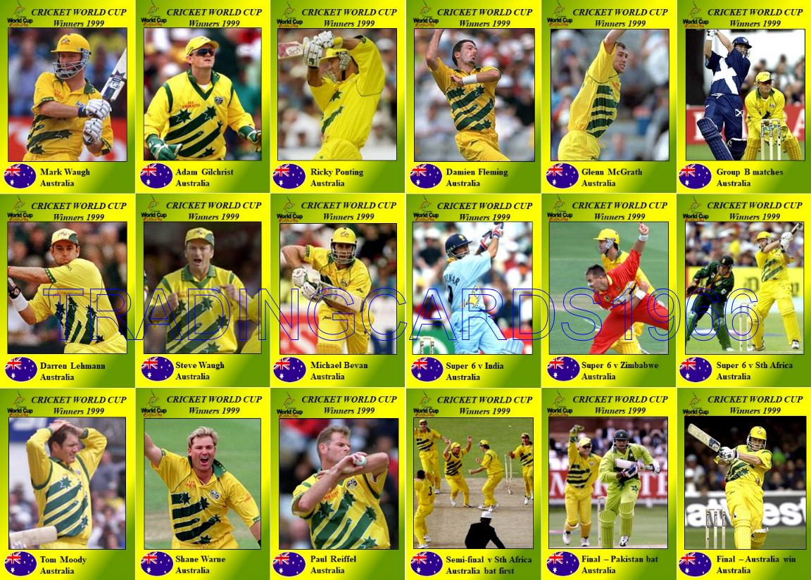 West Indies 2011 cricket Trading Cards
