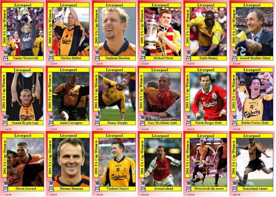 nikolaitradingcards - Football - Liverpool